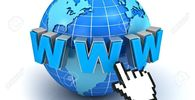 14821565-Internet-world-wide-web-concept-Earth-globe-with-www-text-and-computer-hand-cursor-isola...
